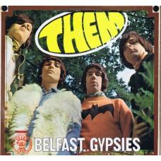 THEM BELFAST GYPSIES Them Belfast Gypsies (Injection TALP 7001) Holland 1968 LP