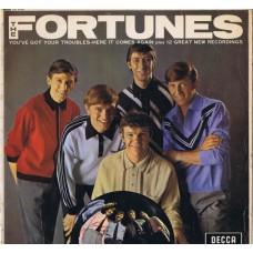 FORTUNES The Fortunes (Decca LK 4736) UK 1965 mono LP