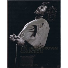 JAMES BROWN The James Brown Collection (Christie's sales catalogue) July 17 2008