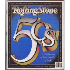 Rolling Stone Magazine: THE 50'S (April 19 1990) A Celebration Of Four Decades Of Rock