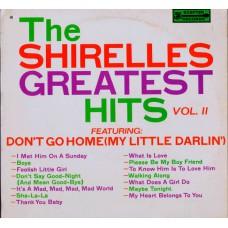 SHIRELLES Greatest Hits Vol.II (Scepter SRM 560) USA 1967 LP