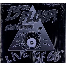 "13th FLOOR ELEVATORS Live ""S.F.66"" (Lysergic 025) USA 1980 LP"