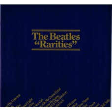 BEATLES 'Rarities' (EMI / Apple 198-53176) Germany 1978 LP (..from Boxset)