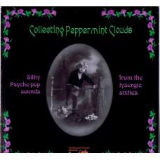 Various COLLECTING PEPPERMINT CLOUDS Vol.1 (Technicolour Dream) Greece 1999 LP