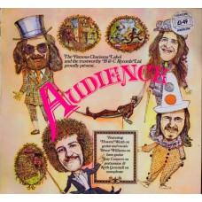 AUDIENCE - Audience (Charisma CS7) UK 1973 LP