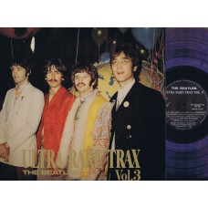 BEATLES Ultra Rare Trax Nr.3 (Swingin Pig) Luxembourg LP