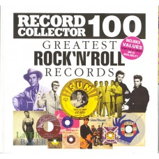100 GREATEST ROCKNROLL RECORDS By Bob Solly