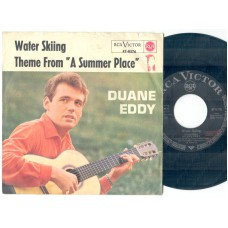 DUANE EDDY Waterskiing  (RCA) Germany PS 45
