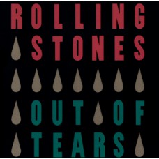 ROLLING STONES Out Of Tears (Virgin) Holland 1994 4-Track CD