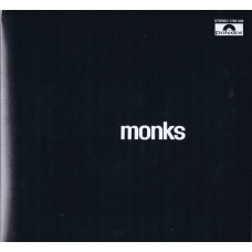 MONKS Black Monk Time (Polydor 1785208) Germany 1979 Re. LP