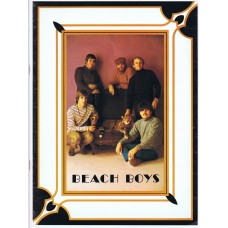 BEACH BOYS Intern.Fanclub Issue with huge poster + Inverticube U