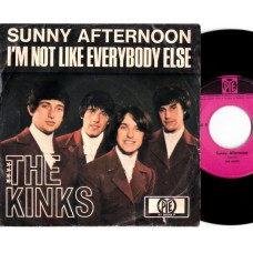 KINKS Sunny Afternoon (Pye) Germany 1967 PS 45