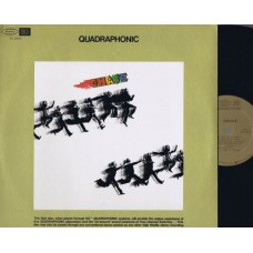 CHASE Same (Epic) USA Quadraphonic LP