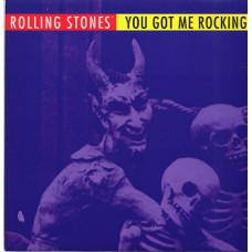 ROLLING STONES You Got Me Rocking (Virgin) Holland 1994 4-Track