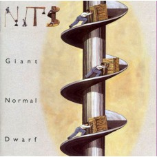 NITS - Giant Normal Dwarf (CBS) Holland 1990 CD