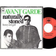 AVANT GARDE Naturally Stoned (CBS) Holland 1968 PS 45