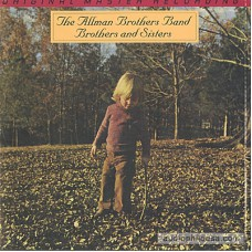 ALLMAN BROTHERS Brothers and Sisters (MFSL) USA Audiophile LP