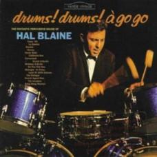 HAL BLAINE Drums! Drums! A Go Go (Varese Vintage) USA 1965 CD