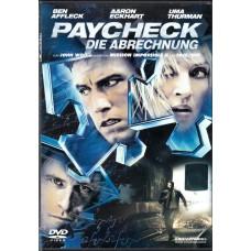 PAYCHECK (John Woo) 2003 DVD
