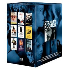 STANLEY KUBRICK Collection (9 DVD Box) Germany