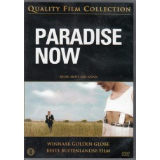 PARADISE NOW - 2005 film Subtitles Dutch/French DVD