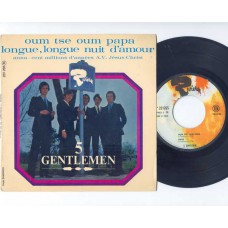 5 GENTLEMEN Oum Tse Oum Papa +3 (Riviera) French PS EP