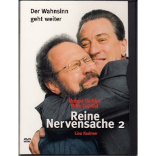 ANALYZE THAT - 2002 movie with Robert De Niro DVD