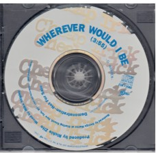 CHEAP TRICK Wherever Would I Be (Epic) USA 1990 Promo Only CD