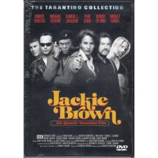 JACKIE BROWN - 1997 film by Quentin Tarantino DVD