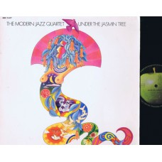 MODERN JAZZ QUARTET Under The Jasmin Tree (Apple) Germany 1968 LP