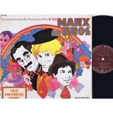 MARX BROTHERS The Original Voice Tracks.. (Decca) USA 1970 LP