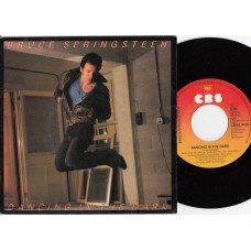 BRUCE SPRINGSTEEN Dancing In The Dark (CBS) Holland 1984 PS 45