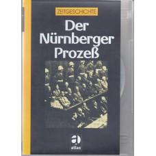 Der Nürnberger Prozess by Tore Sjöberg (Atlas) Germany DVD-R DVD
