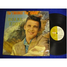 DUANE EDDY The Twangs The Thang (Jamie) USA 1959 Mono LP