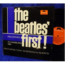 BEATLES First (Polydor) Germany 1964 LP
