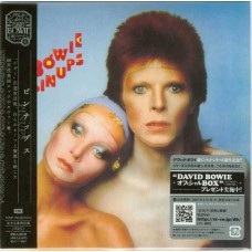 DAVID BOWIE Pinups (EMI) Japan 1973 Mini-LP CD
