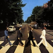 BEATLES Abbey Road (Parlophone) Holland 1969 CD