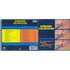 ADRIANO CELENTANO Seine grossen Erfolge (Bellaphon) Germany CD