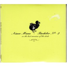 AIMEE MANN Bachelor No.2 (Super Ego) Mini-LP CD
