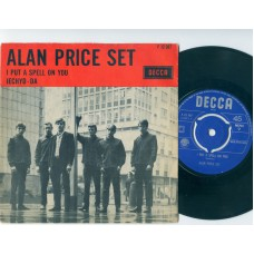 ALAN PRICE SET I Put A Spell On You (Decca) Holland PS 45