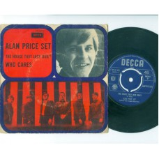 ALAN PRICE SET The House That Jack Built (Decca) Holland PS 45