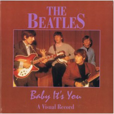"BEATLES Baby It's You (A Visual Record) UK 10"" Box Set plus Baby It's You / I'll Follow The Sun / Devil In Her Heart / Boys (EMI APPLE 82073-7)"