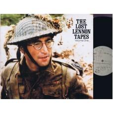 JOHN LENNON The Lost Lennon Tapes Vol.01 (Bag) USA LP