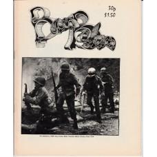 BAM BALAM #07 - Brian Hogg's 1979 Fanzine