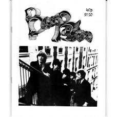 BAM BALAM #11 - Brian Hogg's 1979 Fanzine