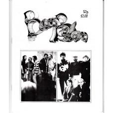 BAM BALAM #12 - Brian Hogg's 1979 Fanzine