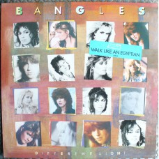 BANGLES Different Light (CBS 26659) UK LP