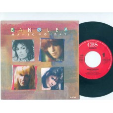 BANGLES - Manic Monday (CBS) Holland PS 45