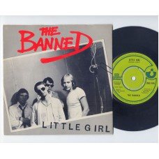 BANNED Little Girl (Harvest) UK PS 45