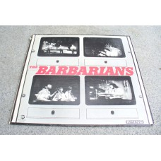 BARBARIANS Same (Rhino 008) USA Re. 1979 of 1966 recording LP